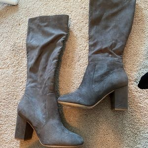 Aldo boots - worn once